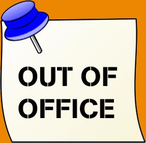 resources office fun out of office e mail auto reply rh cybour 50webs com Out of Office Today Funny Out of Office